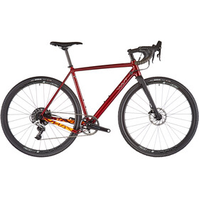 Vaast Bikes A/1 700C Rival gloss berry red